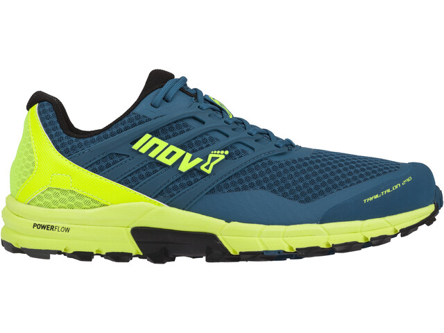 inov-8 Trailtalon 290 Schoenen Heren, blue green/yellow